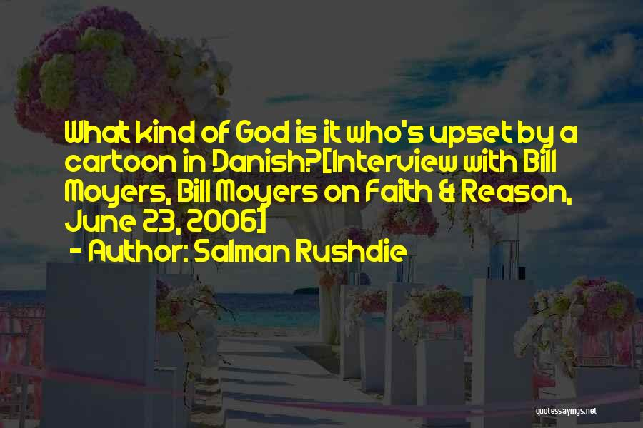 Reason Over Faith Quotes By Salman Rushdie