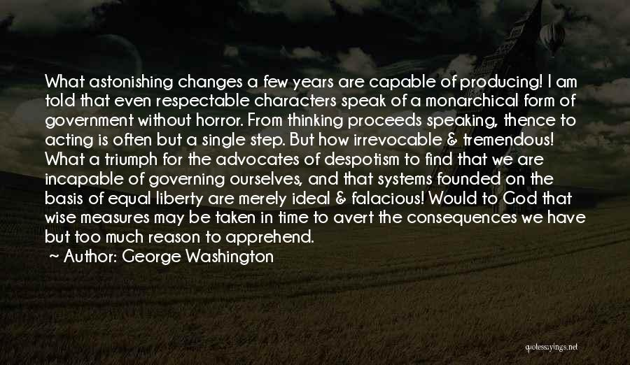 Reason Why I'm Single Quotes By George Washington