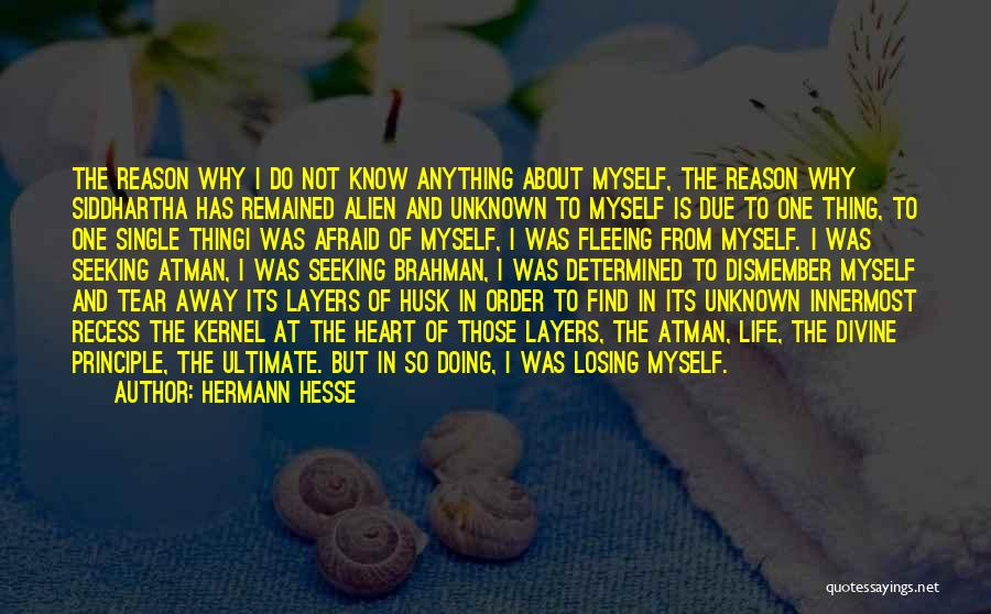 Reason Why I'm Single Quotes By Hermann Hesse
