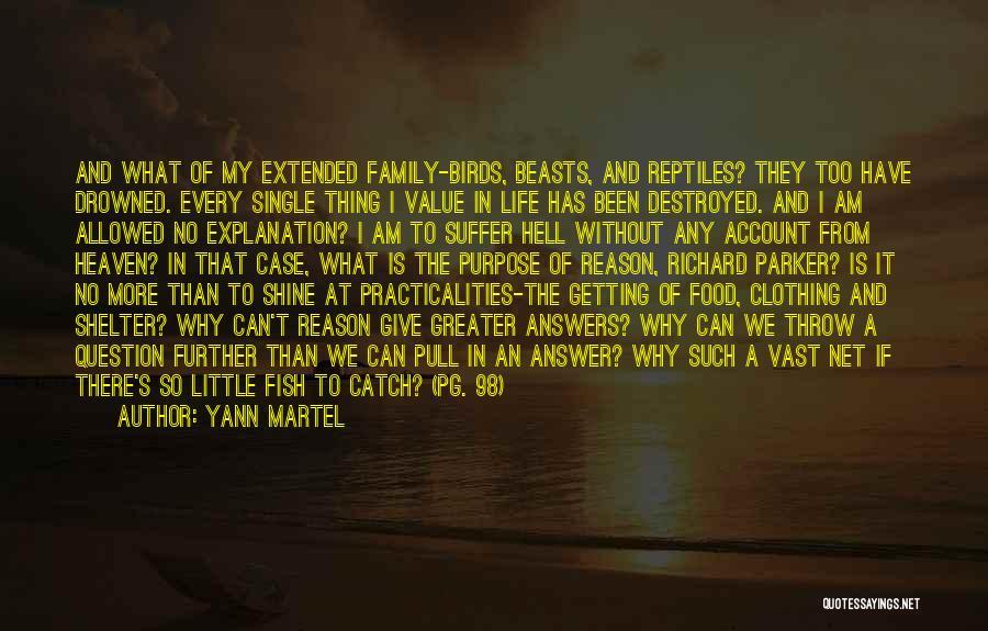 Reason Why I'm Single Quotes By Yann Martel