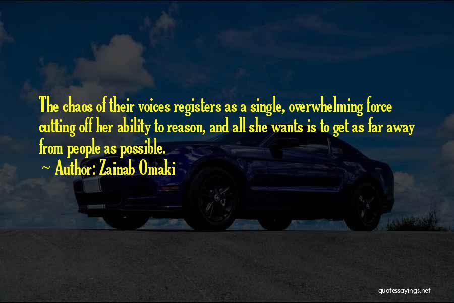 Reason Why I'm Single Quotes By Zainab Omaki