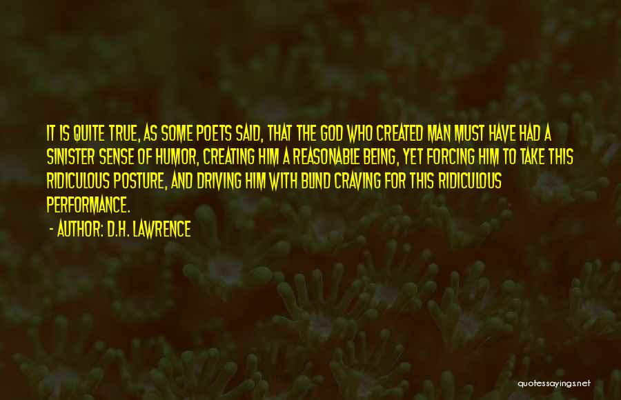 Reasonable Man Quotes By D.H. Lawrence