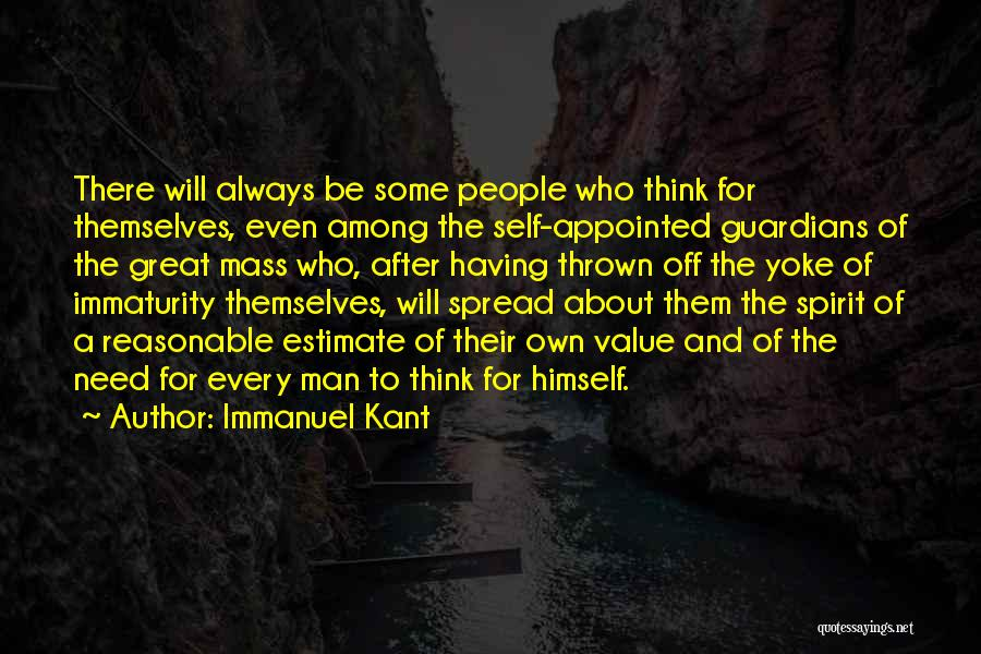 Reasonable Man Quotes By Immanuel Kant
