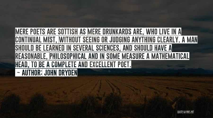 Reasonable Man Quotes By John Dryden