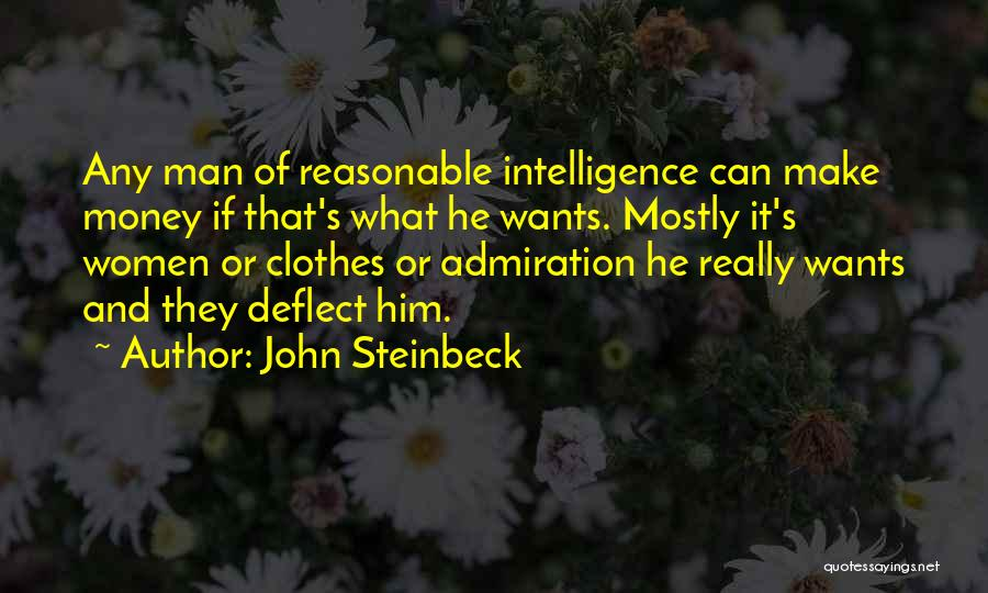 Reasonable Man Quotes By John Steinbeck