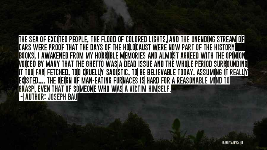 Reasonable Man Quotes By Joseph Bau