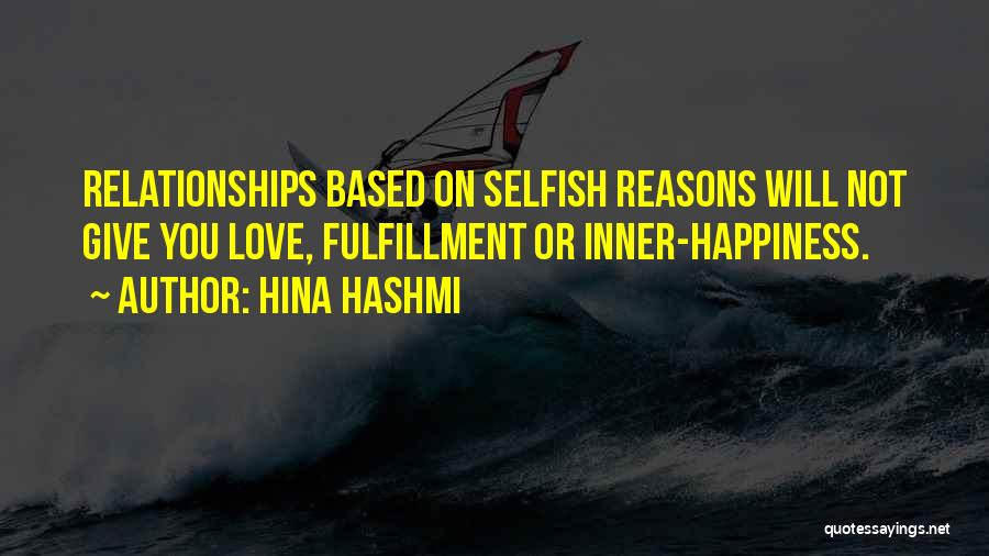 Reasons To Love Life Quotes By Hina Hashmi
