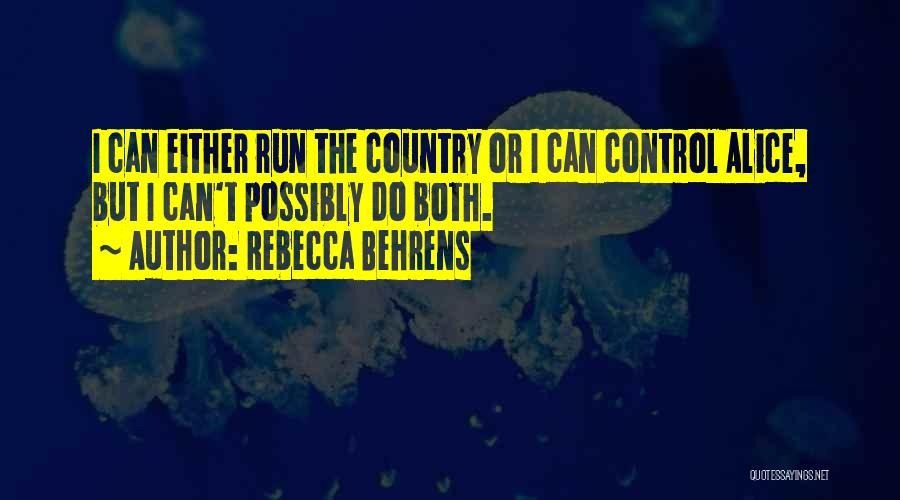 Rebecca Behrens Quotes 2245503
