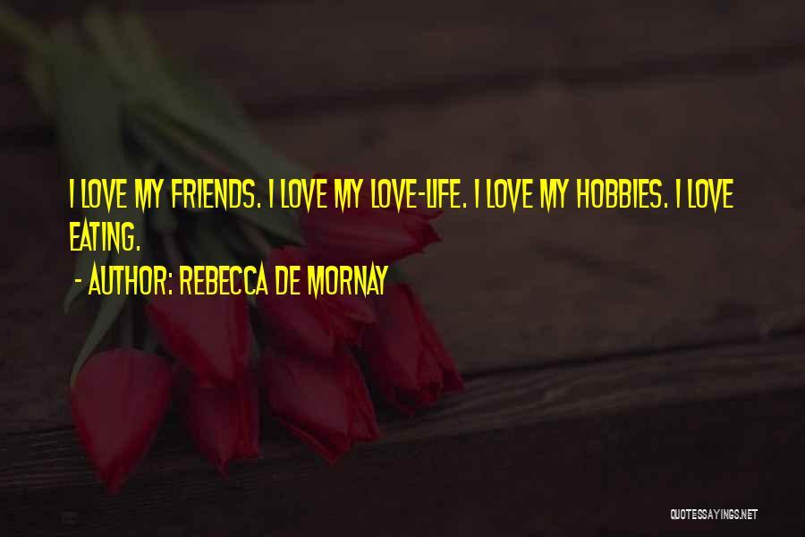 Rebecca De Mornay Quotes 462032