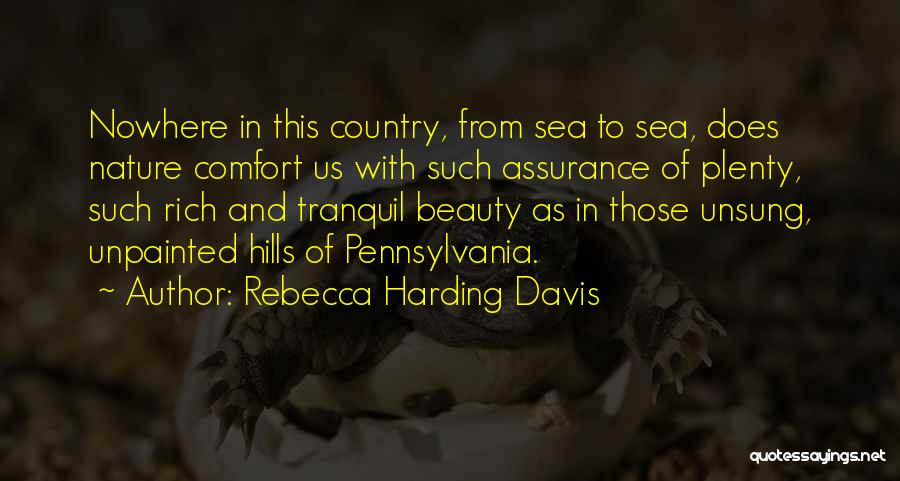 Rebecca Harding Davis Quotes 113602