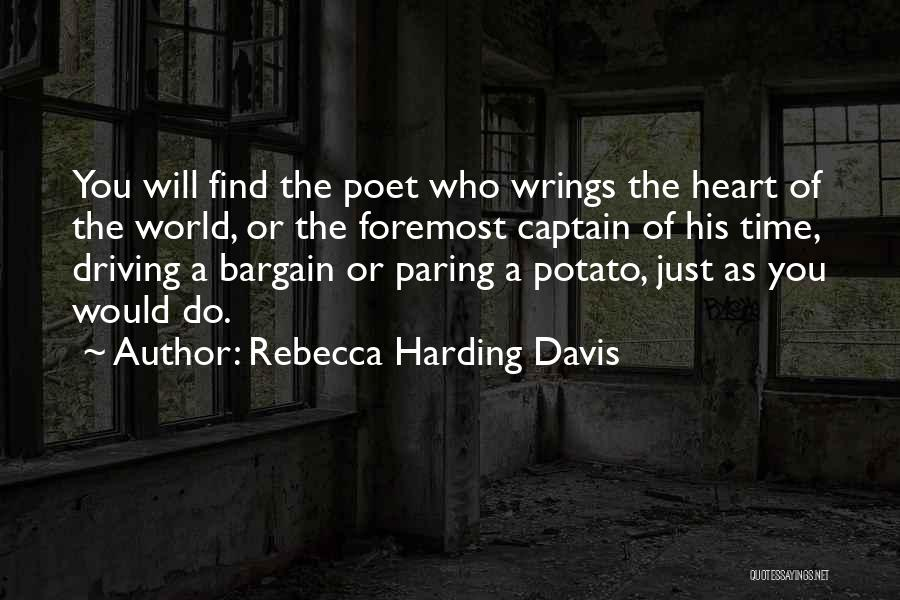 Rebecca Harding Davis Quotes 1378633