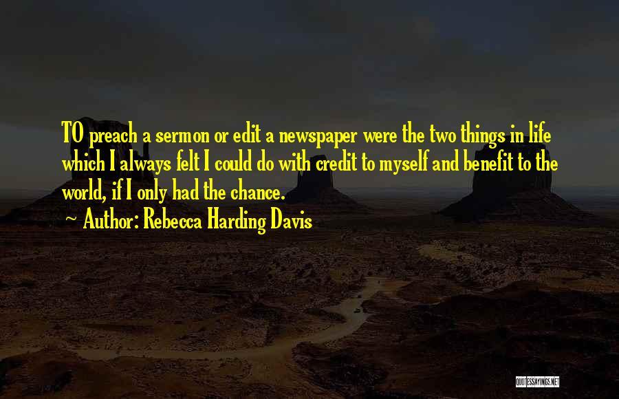 Rebecca Harding Davis Quotes 986112