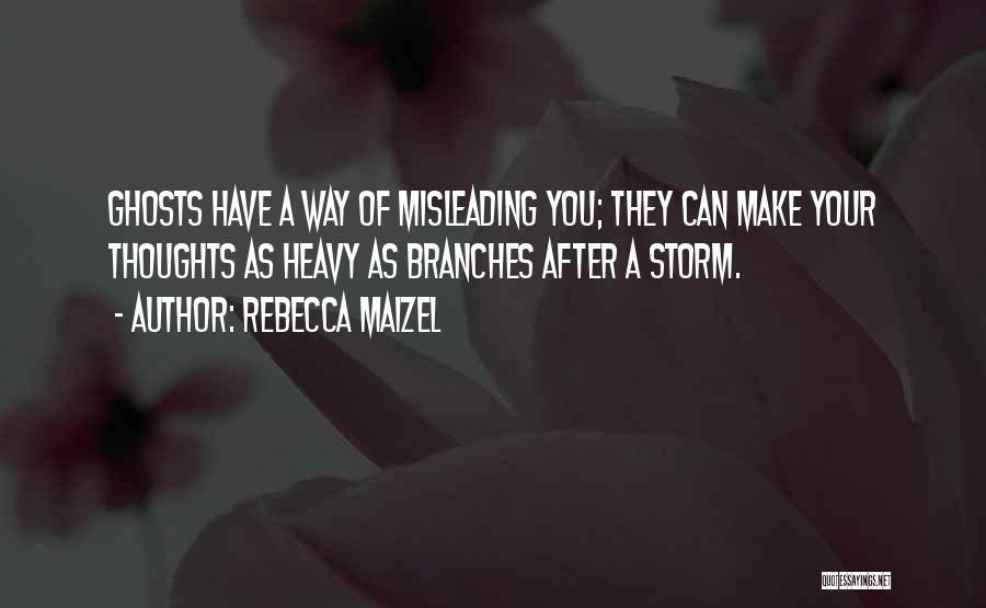 Rebecca Maizel Quotes 156042