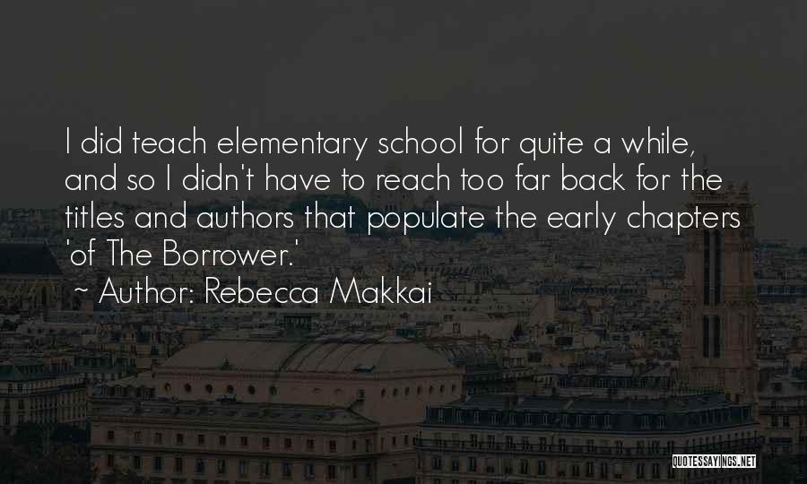Rebecca Makkai Quotes 1000951