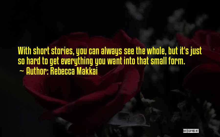 Rebecca Makkai Quotes 1270456
