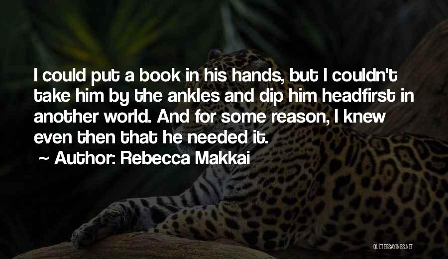 Rebecca Makkai Quotes 584737