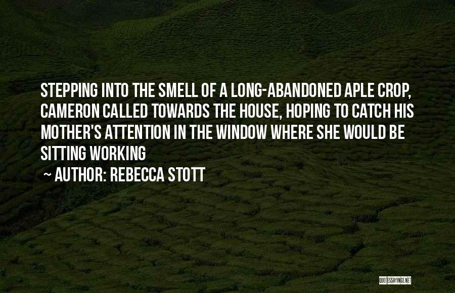 Rebecca Stott Quotes 1898353