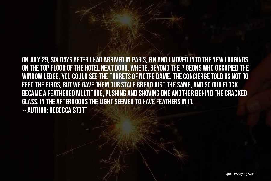Rebecca Stott Quotes 761555
