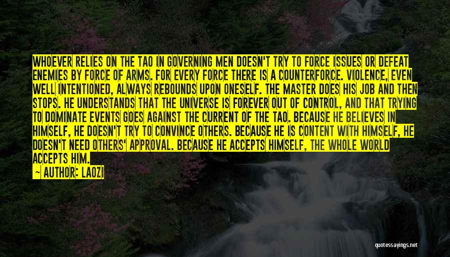 Rebounds Quotes By Laozi
