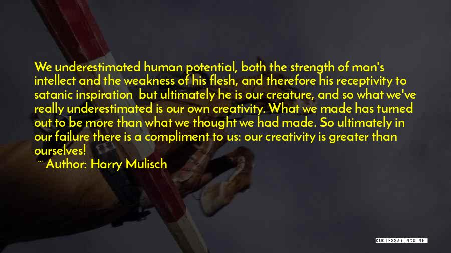 Receptivity Quotes By Harry Mulisch