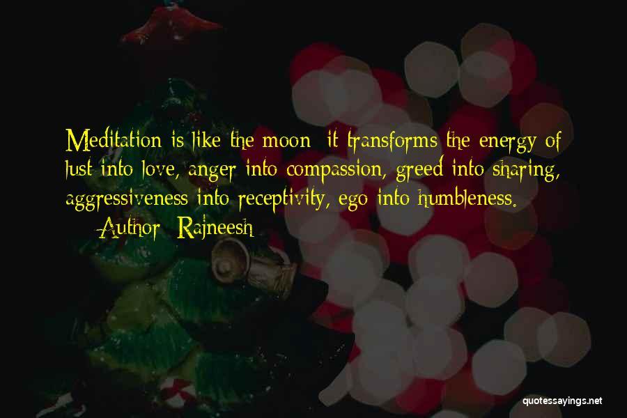 Receptivity Quotes By Rajneesh
