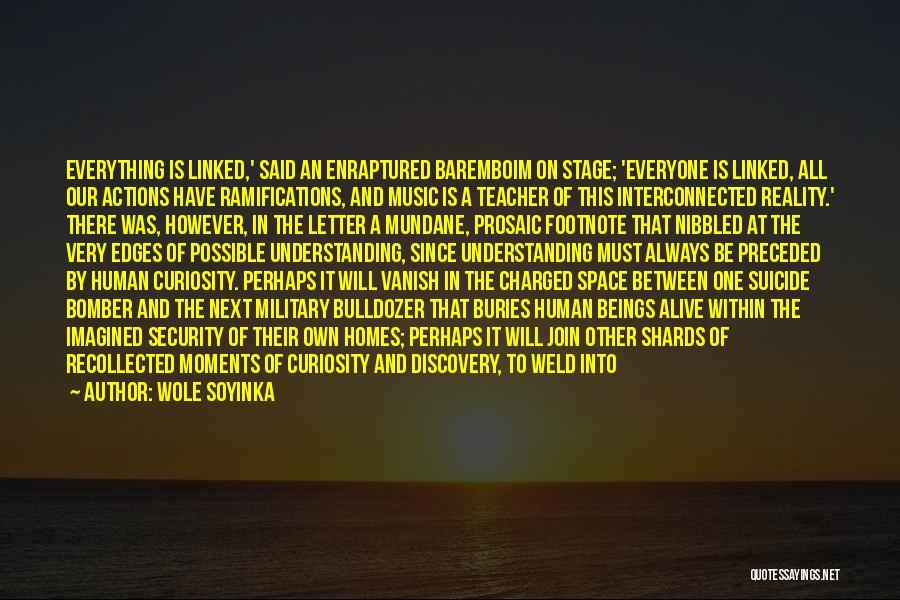 Receptivity Quotes By Wole Soyinka