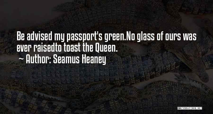 Reclaiming The Sky Quotes By Seamus Heaney