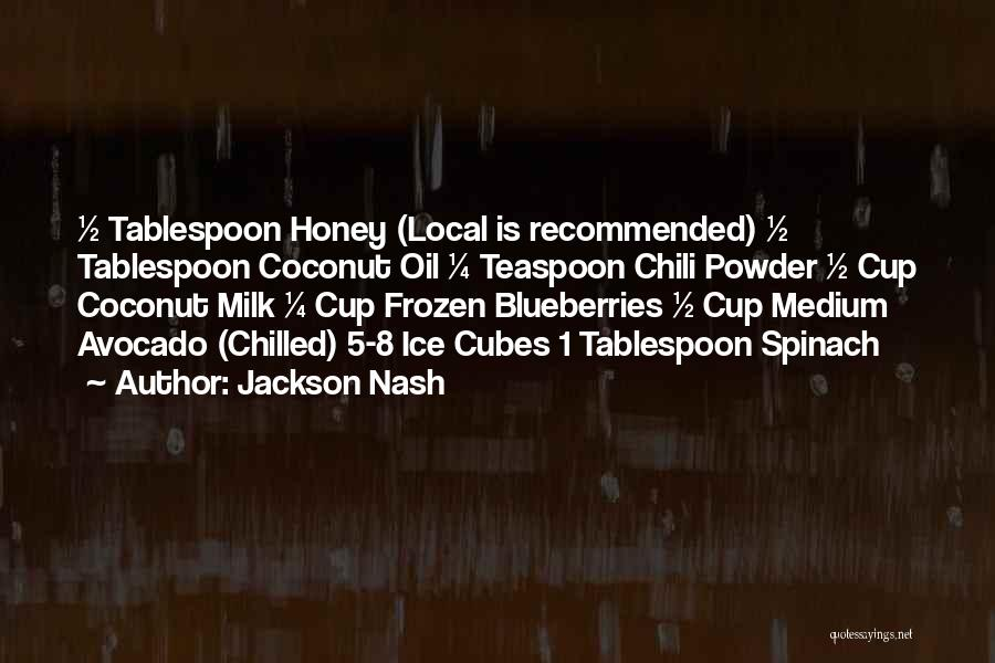 Recommended Quotes By Jackson Nash