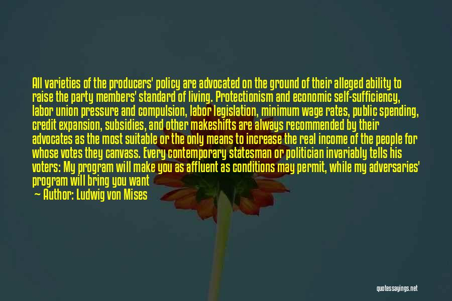 Recommended Quotes By Ludwig Von Mises