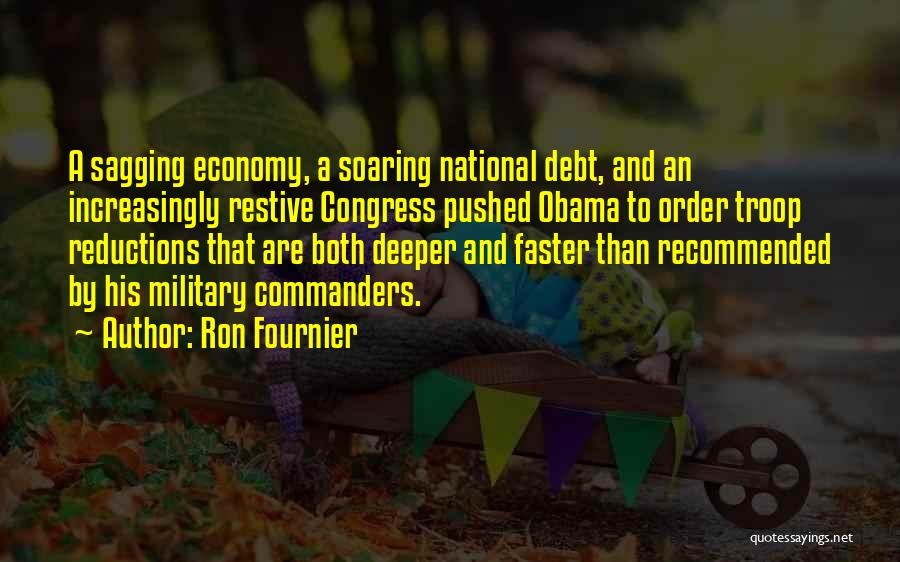 Recommended Quotes By Ron Fournier