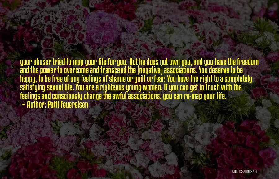 Recovery And Healing Quotes By Patti Feuereisen