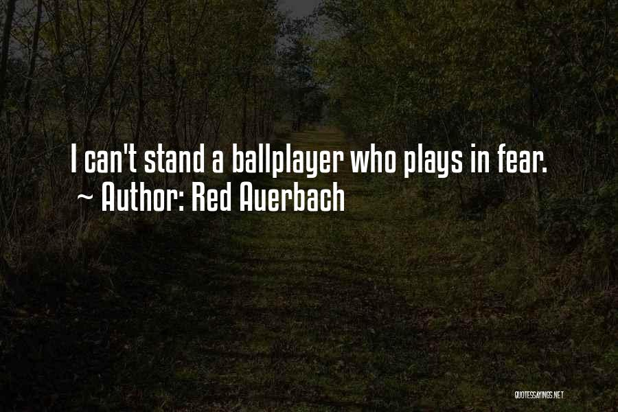 Red Auerbach Quotes 1246586