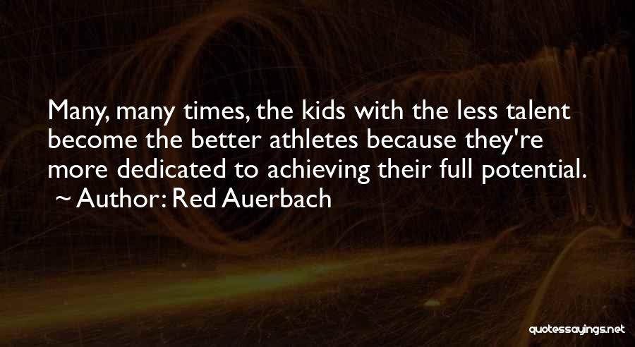 Red Auerbach Quotes 1343690