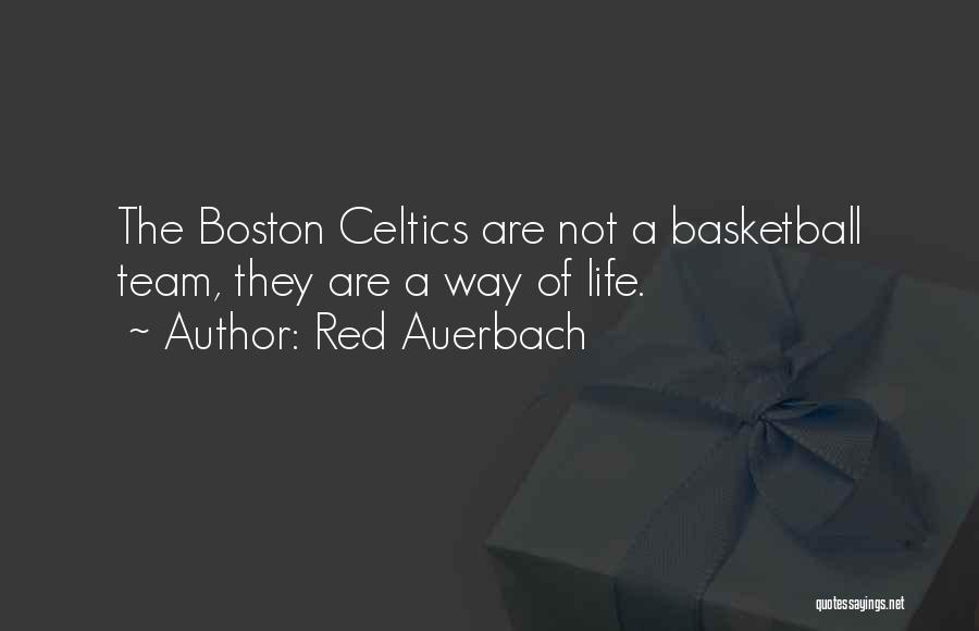 Red Auerbach Quotes 1345056