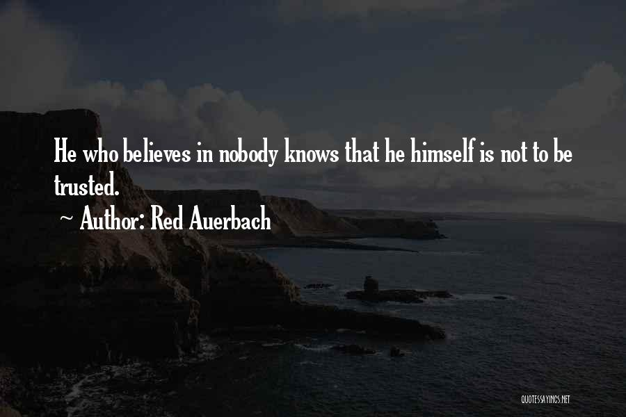 Red Auerbach Quotes 1378040