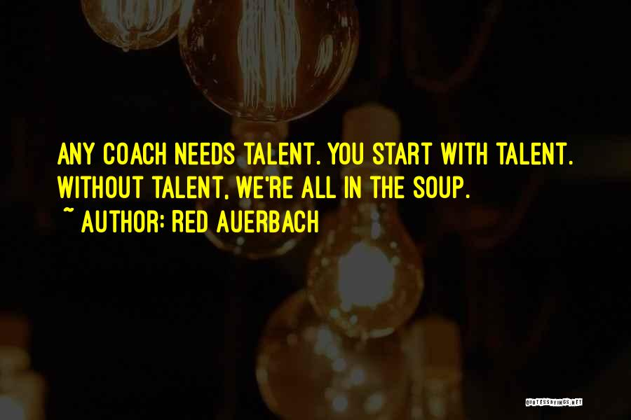 Red Auerbach Quotes 1456325