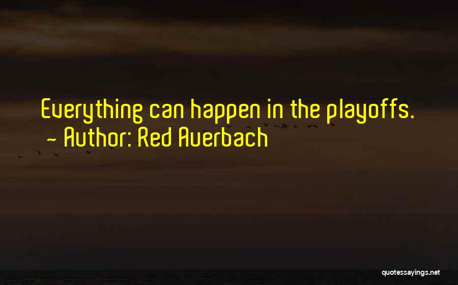 Red Auerbach Quotes 1530425