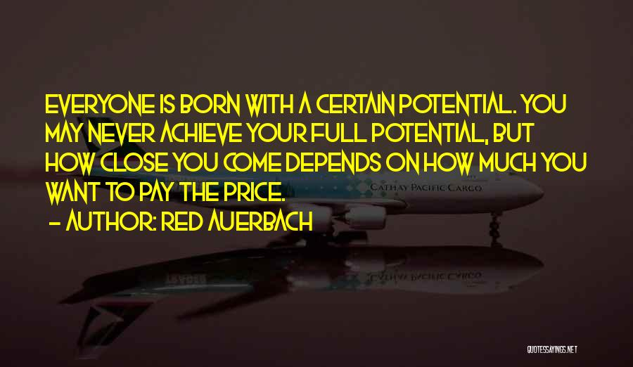 Red Auerbach Quotes 1550263