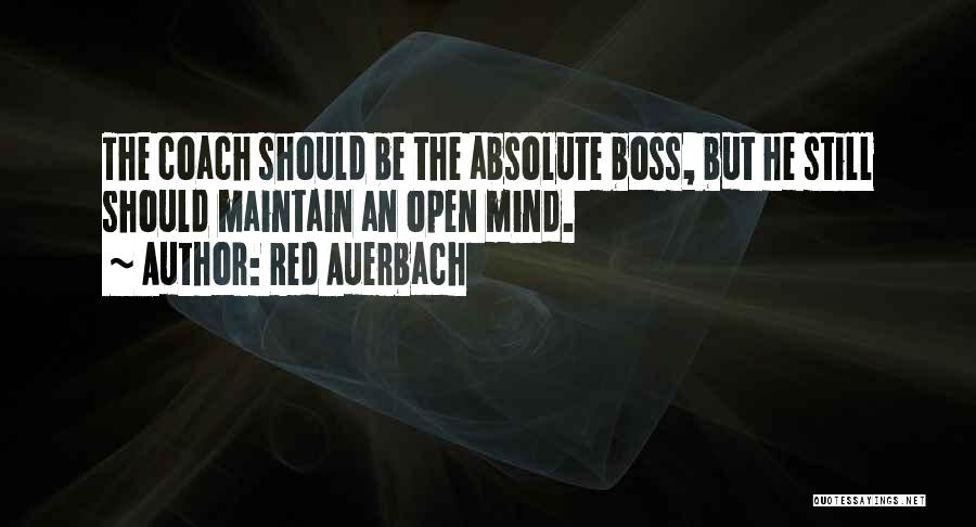 Red Auerbach Quotes 1593568