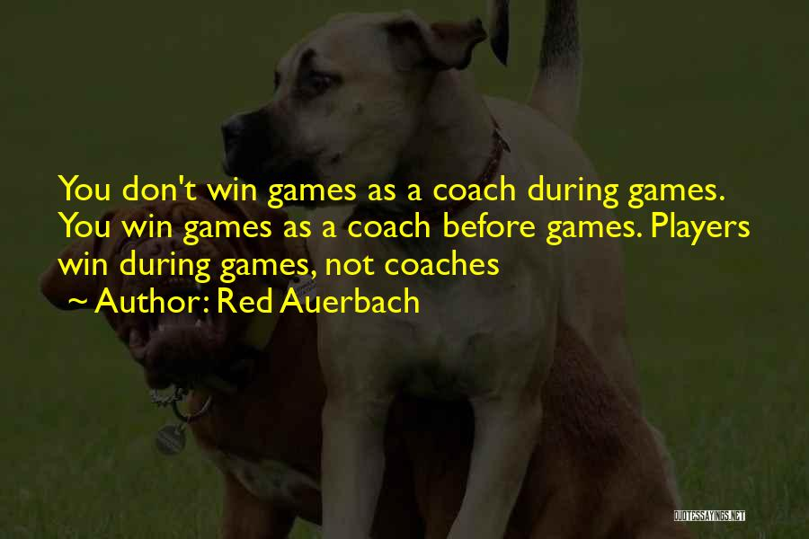 Red Auerbach Quotes 1942749