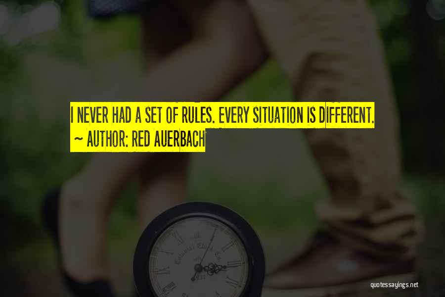 Red Auerbach Quotes 1984953