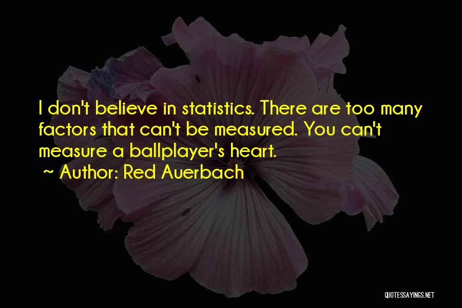 Red Auerbach Quotes 2027999