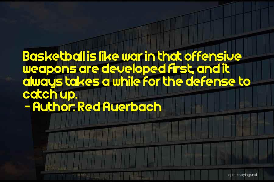Red Auerbach Quotes 251721