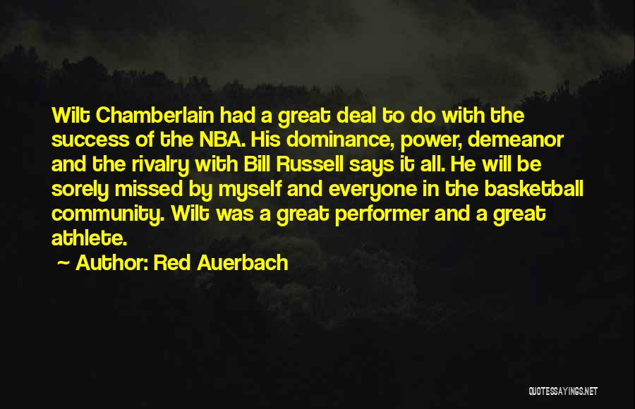 Red Auerbach Quotes 482189