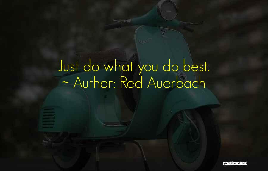 Red Auerbach Quotes 484901
