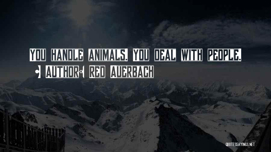 Red Auerbach Quotes 684724