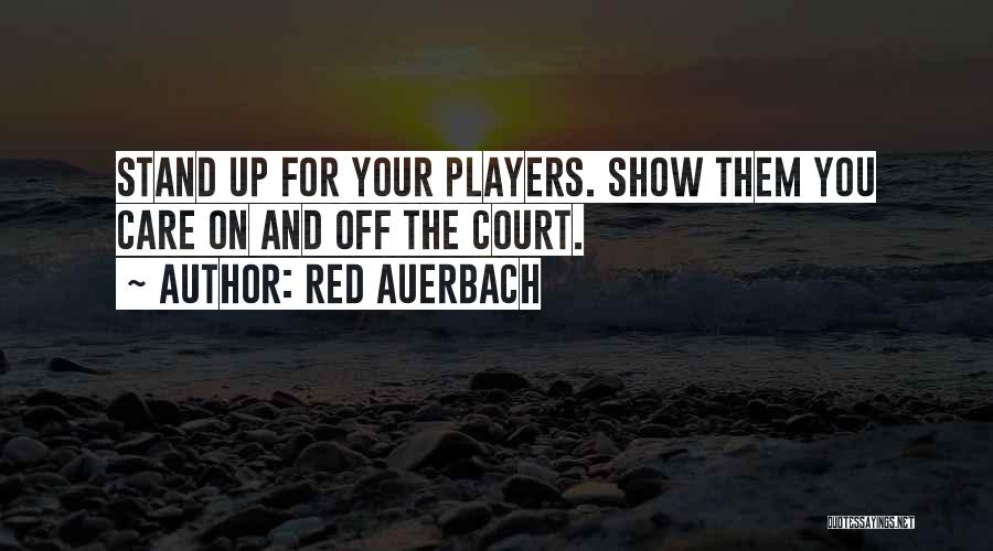 Red Auerbach Quotes 74568