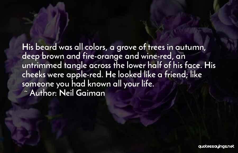 Red Beards Quotes By Neil Gaiman