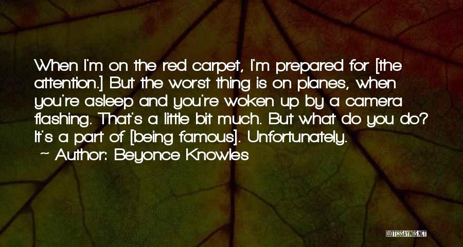 Red Carpet Quotes By Beyonce Knowles