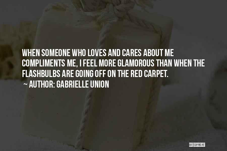 Red Carpet Quotes By Gabrielle Union
